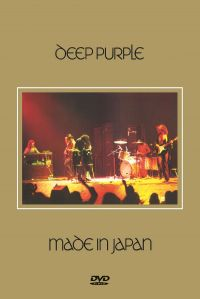 Cover Deep Purple - Made In Japan [DVD]